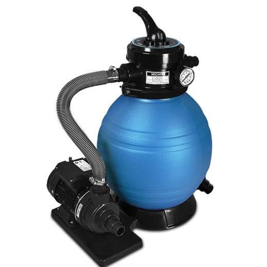 Pompa Filtro a sabbia per piscine 10.200l/h