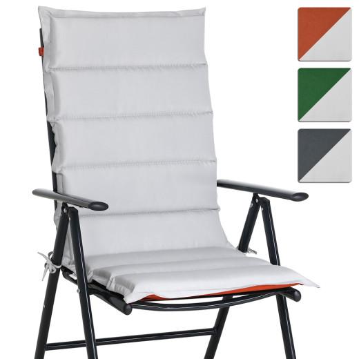 Set 6x Cuscini con schienale bicolore Vanamo 120x12x5cm
