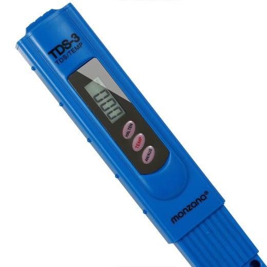 Misuratore digitale del PH dell'acqua TDS con schermo LCD