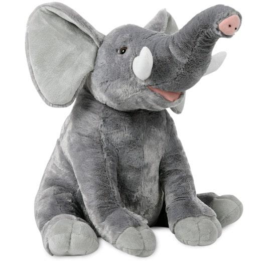 Kuscheltier Elefant - 90cm