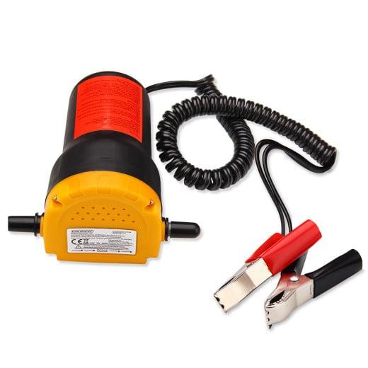 Pompa aspira olio 12V