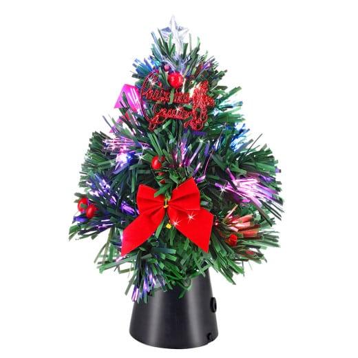 Tannenbaum USB Mini Baum geschmückt 26cm