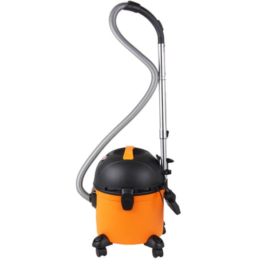 Nass- Trockensauger 1200 W Orange