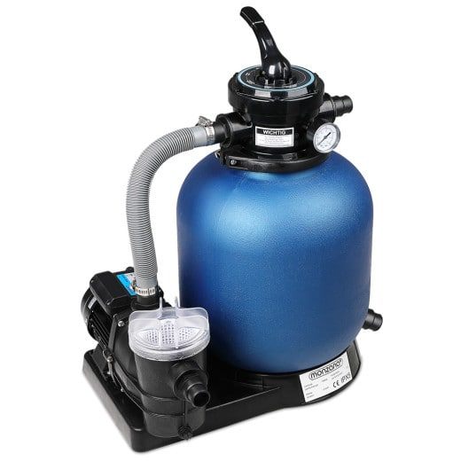 Pompa Filtro a sabbia per piscine 11.000l/h