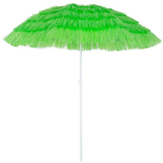 Ombrellone Hawaii verde Ø160cm