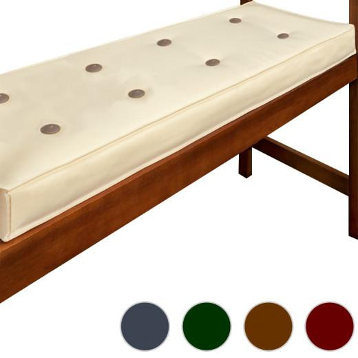 Cuscino per panca 145x45x7cm