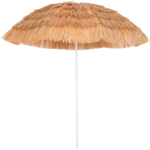 Ombrellone Hawaii crema Ø160cm