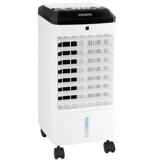 Mobiles Klimagerät Weiß 4L