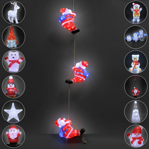 LED Acryl Figuren