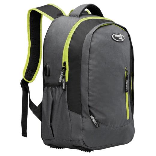 Zaino per notebook verde 35L