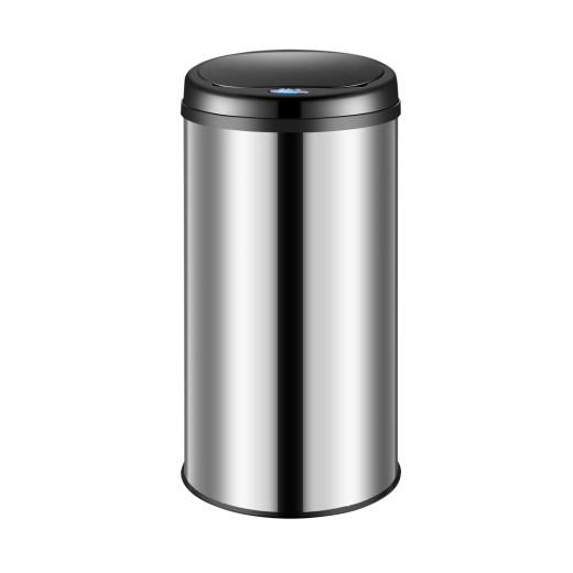 Sensor Mülleimer Edelstahl 30 Liter