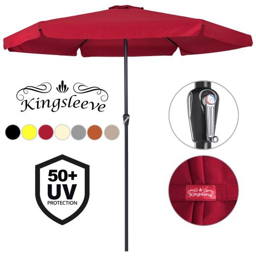 Sonnenschirm Ø330cm UV-Schutz 50+