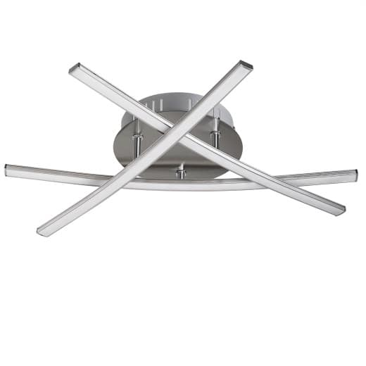 LED Deckenleuchte Trekant 3-flammig