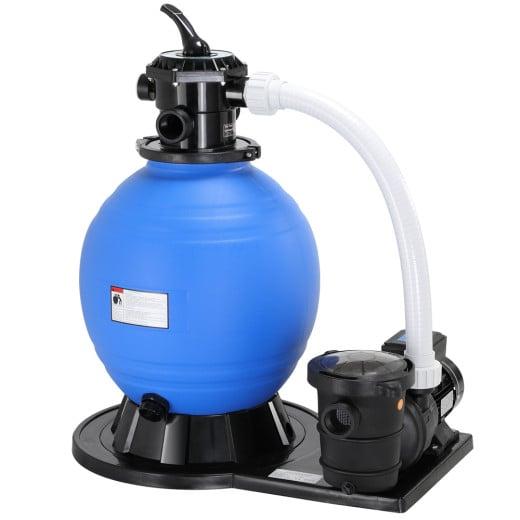 Pompa Filtro a sabbia per piscine 15.900l/h