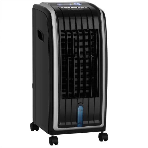 Mobiles Klimagerät Schwarz 5L